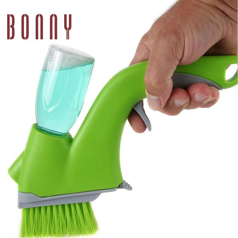 As seen on tv and window squeegee with wiper and spray bottle