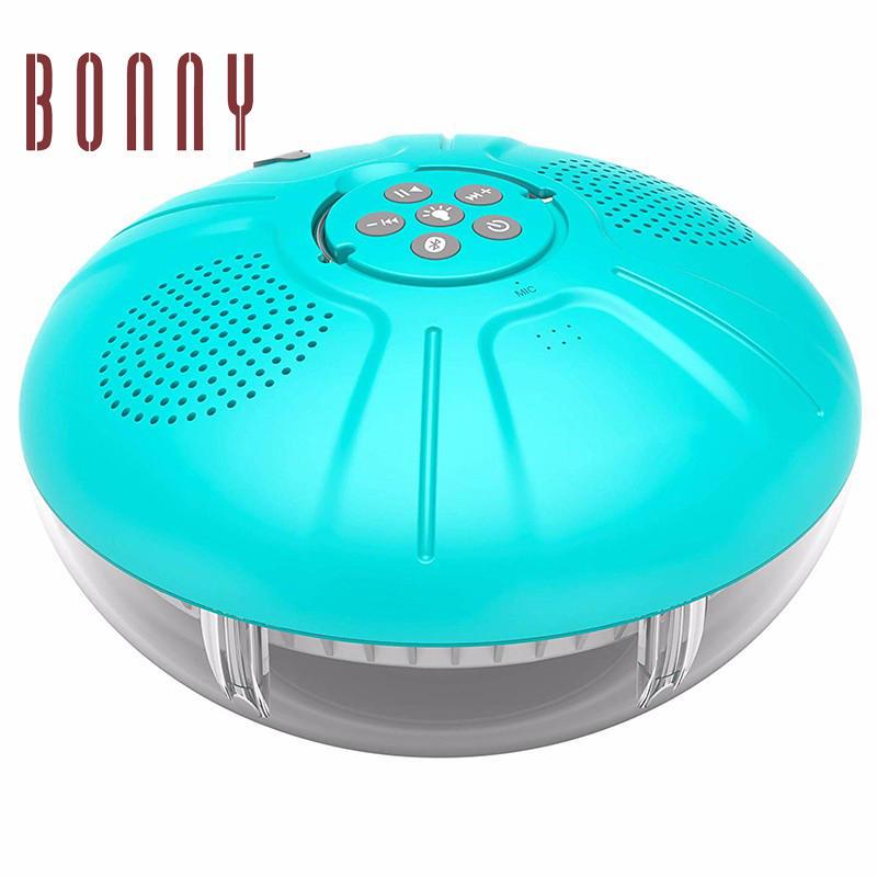 swimming pool waterproof blue tooth wireless speaker