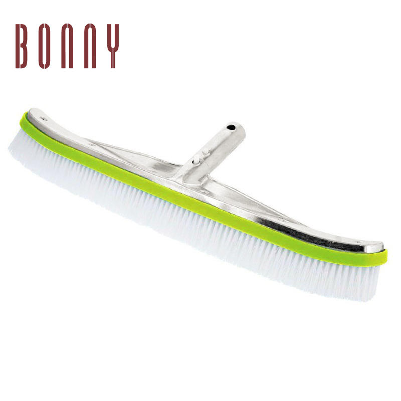 heavy duty premium aluminium stainless electric cleaning accessories equipment swimming pool brush