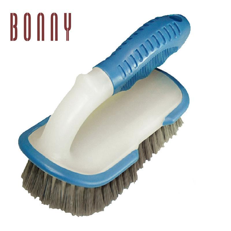 High quality plastic multi functional hair polish floor cloth shoe cleaning brush