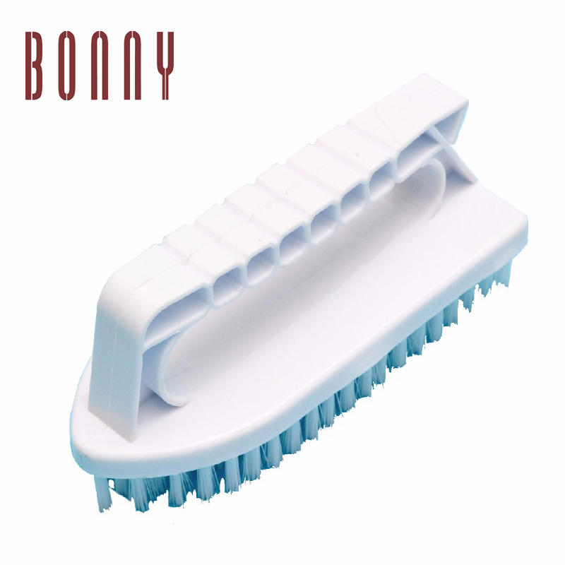 Bonny High quality plastic multi functional hair polish floor cloth shoe cleaning brush