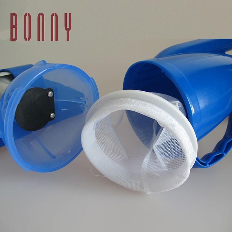 Bonny deluxe leaf gulper pool vacuum head above ground-5