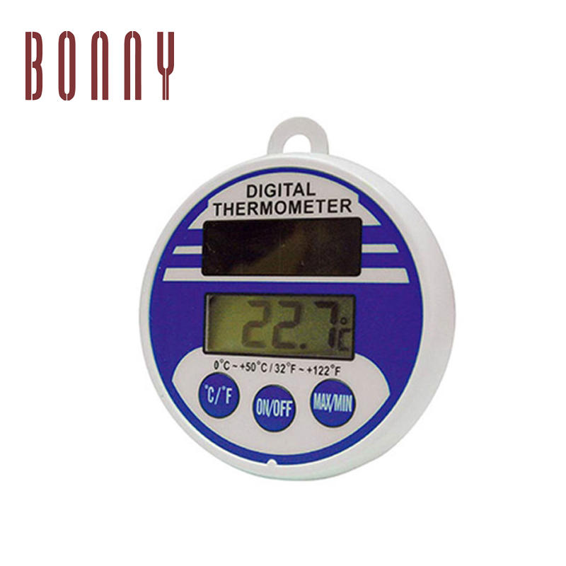 Wholesale China digital wall clock swimming pool accessories thermometer