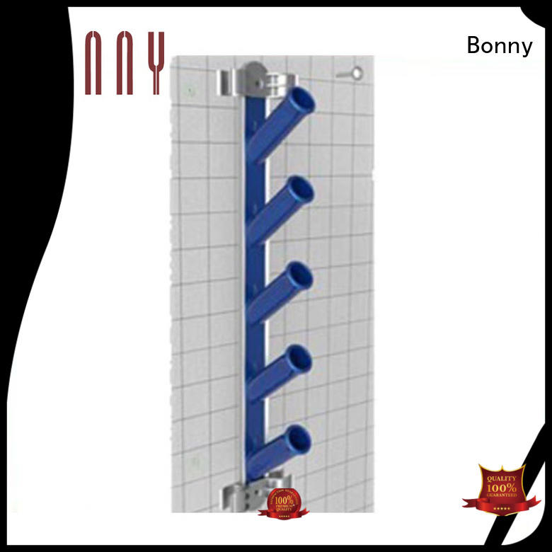 Bonny aluminum pool tool hangers accessories