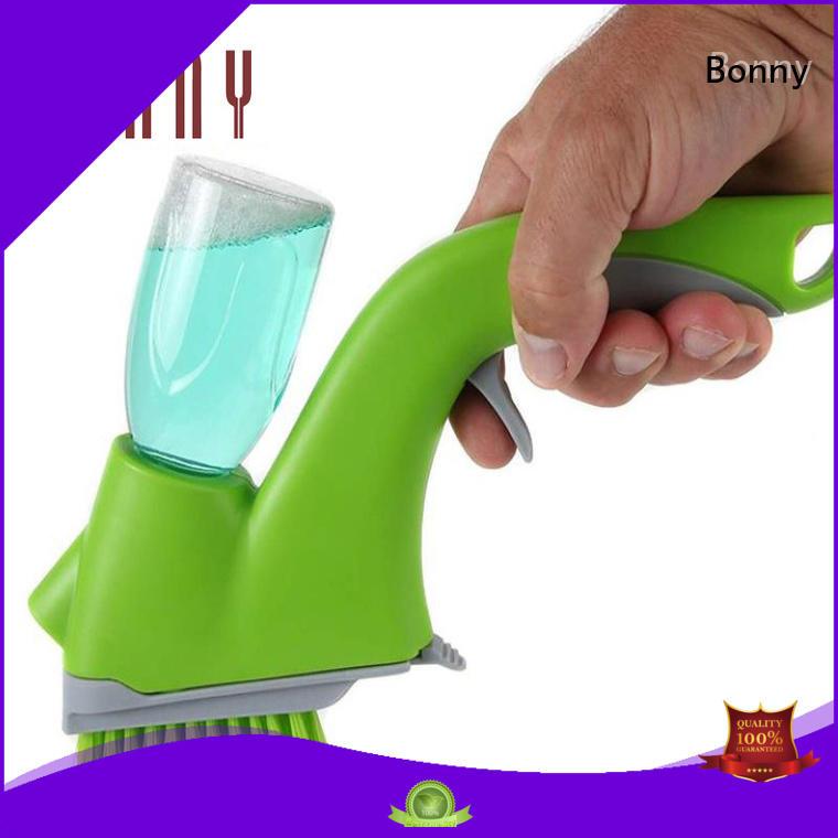 Bonny bottle 3 in 1 glass cleaning wiper pole pool