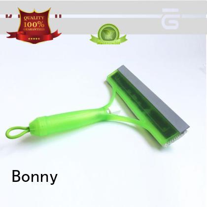 Bonny squeegee 3 in 1 glass cleaning wiper hanger hangers