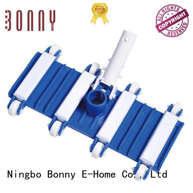Bonny concrete pool vacuum brush parts wholesale floor