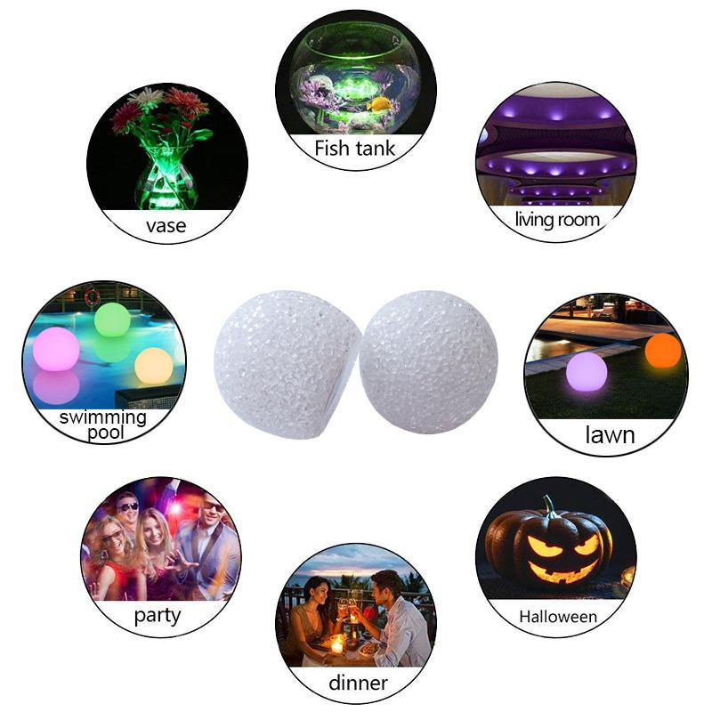 Bonny waterproof waterproof led lights for pools design for camping-1
