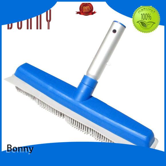 Bonny Top stainless steel algae pool brush company