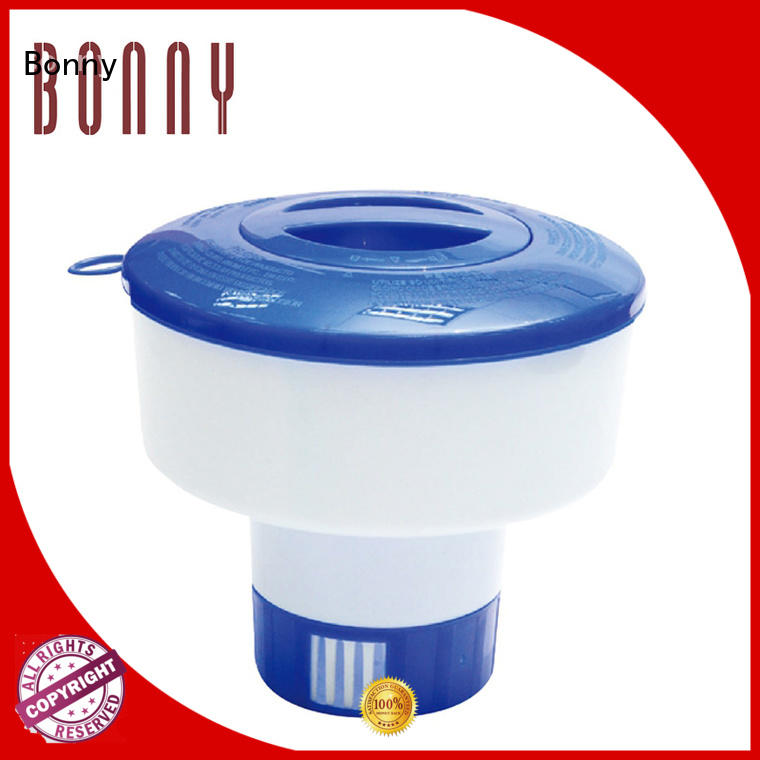 Practical use Water treatment swimming pool chemical powder swimming pool dispenser