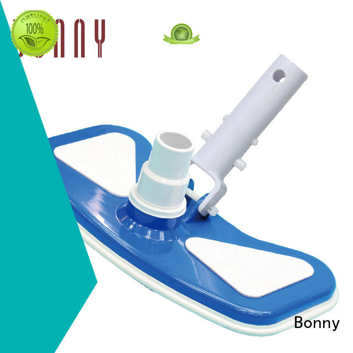 Factory price swimming pool cleaning pool liner vacuum head parts