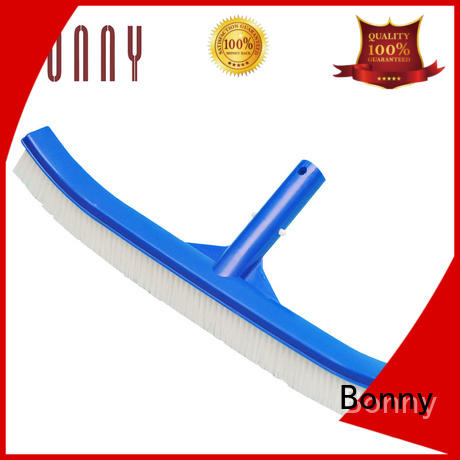 Bonny saving pool wall brush from