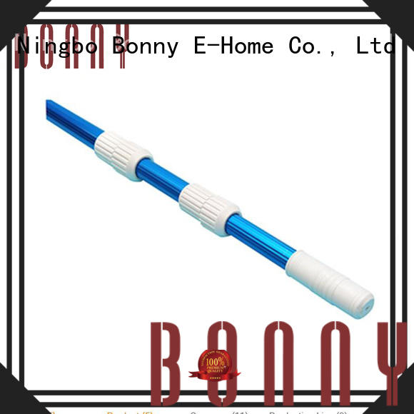 Bonny Wholesale telescoping pool cleaning pole manufacturers
