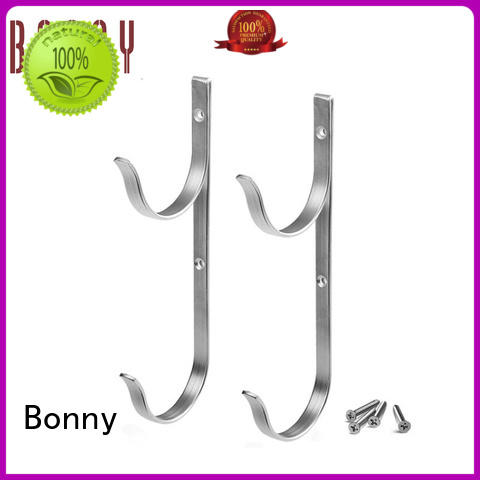Swimming Pool Aluminum Pool Hanger Set for Telescopic Pole Leaf Skimmer Rake Brush Vacuum Hose