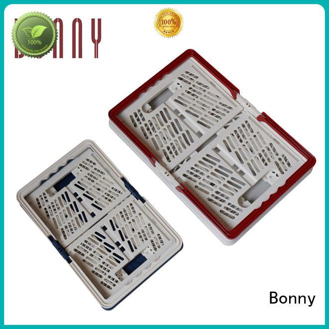 Bonny folding foldable basket wholesale supermarket