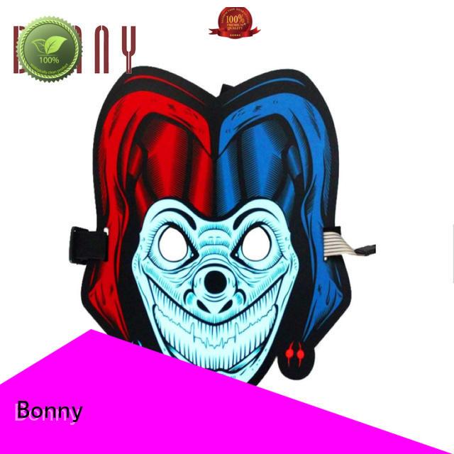 reactive sound activated mask vacuum underwater Bonny