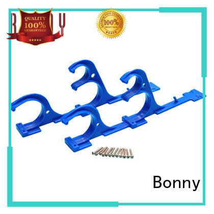 pool tool hangers plastic hangers Bonny