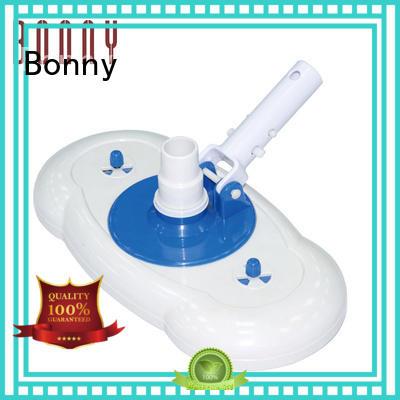 Bonny magic pool vacuum head for vinyl liner contact floor