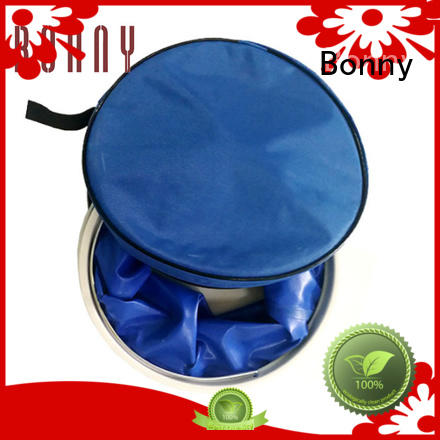 Collapsible Bucket Portable Folding Water Bag for Outdoor Camping Hiking Travel and Car Cleaning