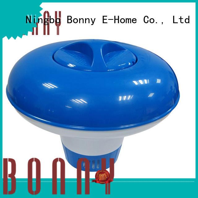 Bonny sweeper spa floating chlorine dispenser cleaning room