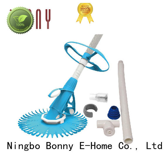 high-end automatic suction pool cleaner call Bonny