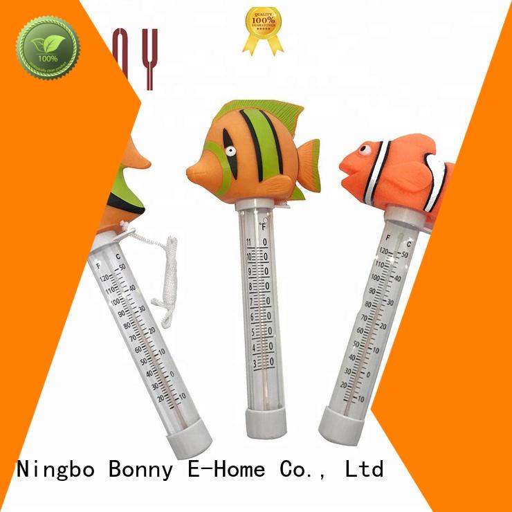 Bonny plastic water temperature meter call storage