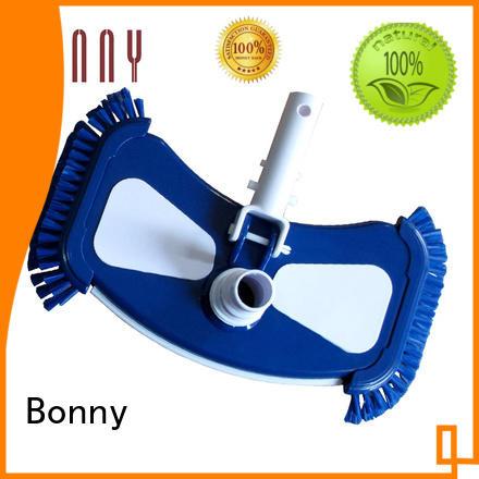 Bonny flexible concrete pool vacuum head manufacturers
