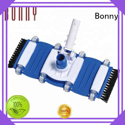 Bonny High-quality swimming pool vacuum head brushes manufacturers