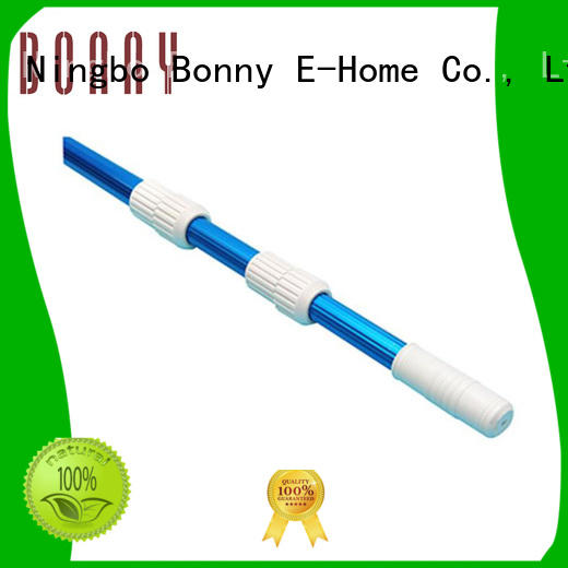 Bonny small adjustable pool pole custom