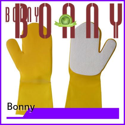 Wholesale hand sponge gloves Supply