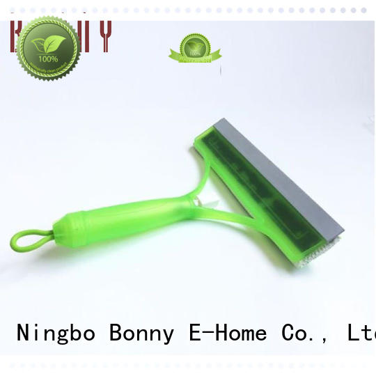 Bonny all purpose window squeegee brush swimming