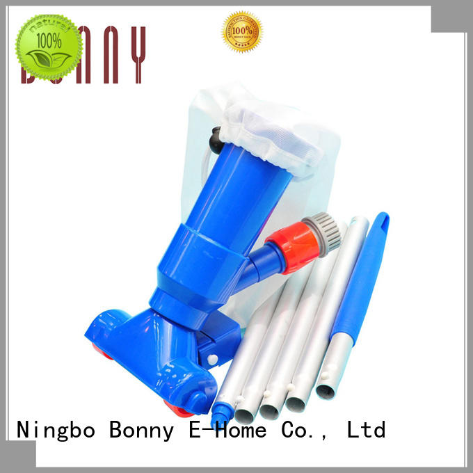 Bonny Wholesale above ground pool leaf vacuum factory