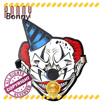 Bonny Wholesale sound activated mask for business