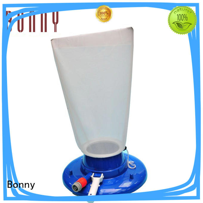 Bonny Top swimming pool leaf eater factory