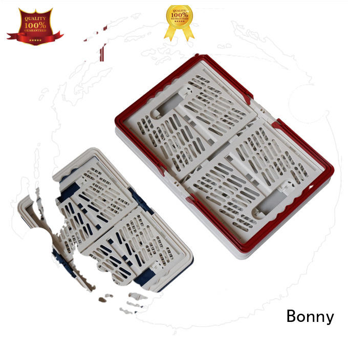 Bonny handles collapsible basket with handles buy vegetable
